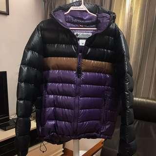 Columbia down jacket 羽絨