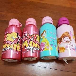 Authentic Disney Junior Water Bottles