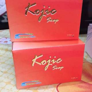 Kojic Soap by TPC