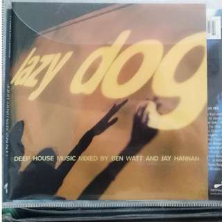 Ben Watt Lazy dog