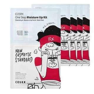 COSRX One Step Moisture Kit