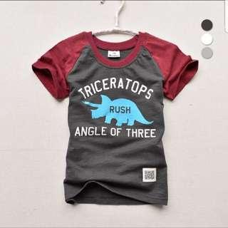 Triceratop t-shirt