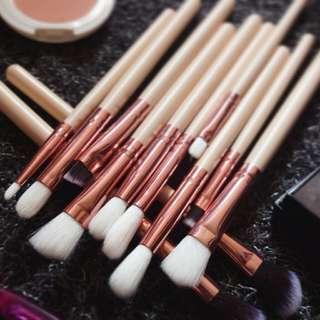 12pcs Eyeshadow/Lip Brush Set
