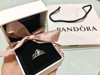 PANDORA TIARA RING (Original)