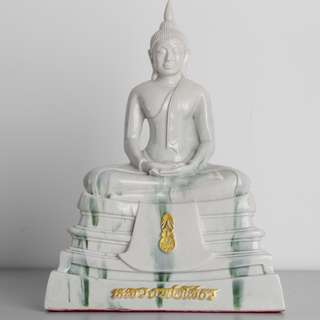 Auth Thai amulet Sothorn Wat Sorthon Luang Phor Sothon Buddha Sorthorn Bucha 5inch lap worship alter