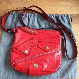 Alexander McQueen Red Bag ✨