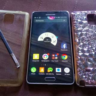 For Sale or Swap Original Samsung Note 4