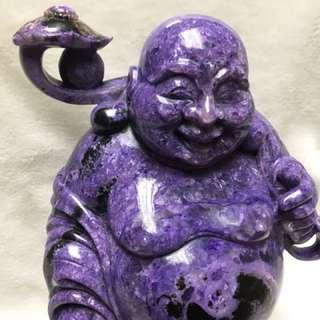 紫龍晶佛公