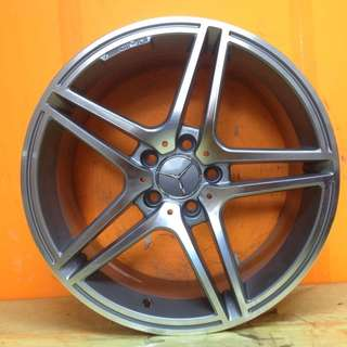 18 inch SPORT RIM MERCEDES BENZ AMG RACING WHEELS