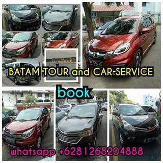 BATAM TRANPORTATION SERVICE /RENT CAR BATAM