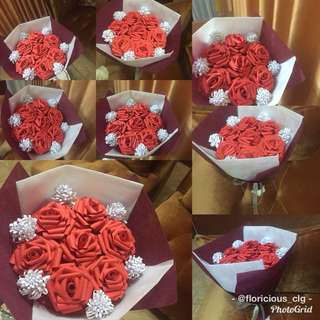 Bouquet paper flower