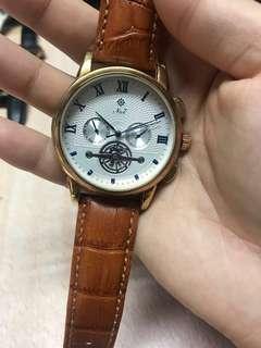 香港品牌 No.7 手錶 復古
