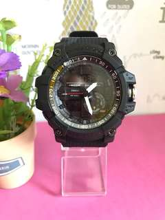 Black Camouflage G-Shock Watch