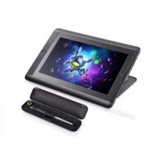 Wacom Cintiq Companion Hybrid 13HD 16GB 數位繪圖板 (DTH-A1300L/K0-H) 99.99新
