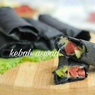 Kebab hitam surabaya