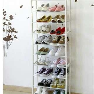 Rak sepatu beli 2 GRATIS ONGKIR harga promo 100.000/pcs