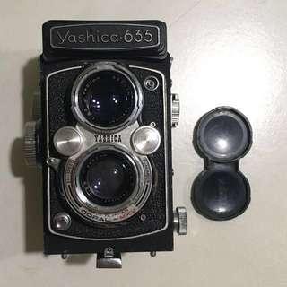 Yashica 635