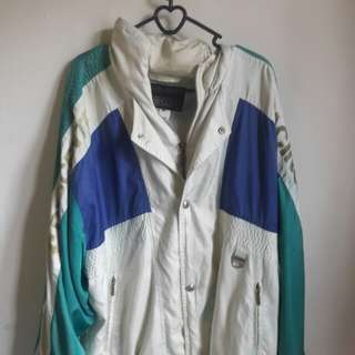 Jaket racing vintage