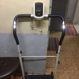 Treadmill without electricity