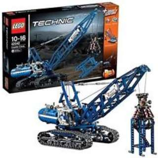 Lego Crawler Crane (42042)