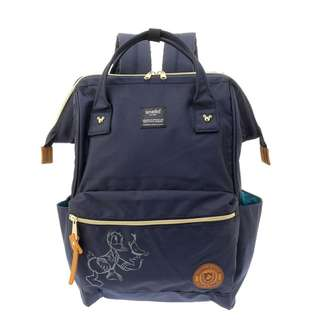 Japan Disneystore Disney Store Donald Duck Sketch Anello Backpack (L) Preorder