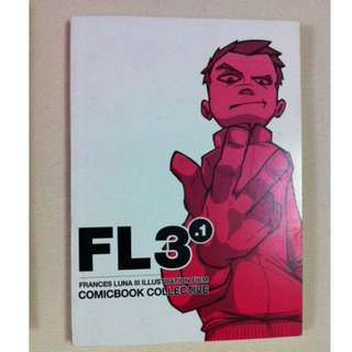 FL3.1: Francis Luna Illustration Firm, Comicbook Collective (Pinoy komiks / comics)