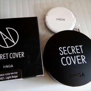 韓國 secret cover I,NGA