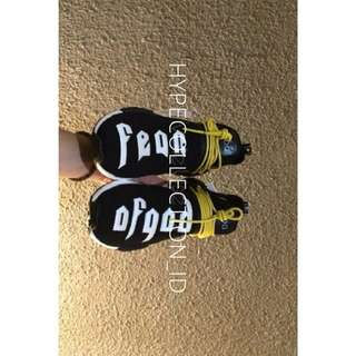 Adidas NMD Human Race Pharell Wiliam X Fear Of God UA ORIGINAL BASF