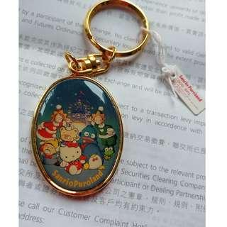 全新key chain 購於東京disneyland