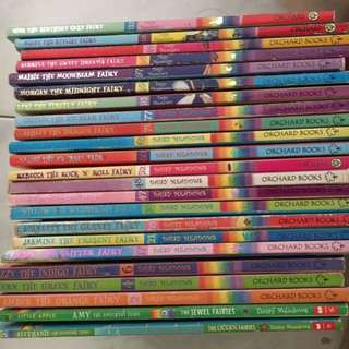 Rainbow Magic books by Daisy Meadow