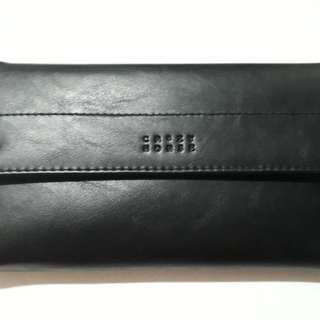 Original Leather Long Wallet