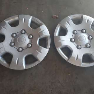 Hub Cab Rim Cover for Toyota GL Hiace