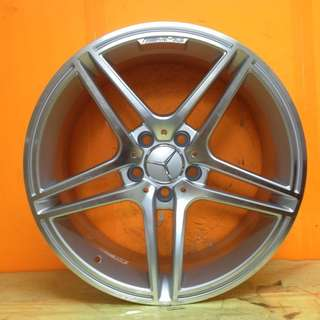 18 inch SPORT RIM MERCEDES BENZ AMG RACING WHEELSS