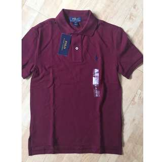 Ralph Lauren Polo Boys  size 8