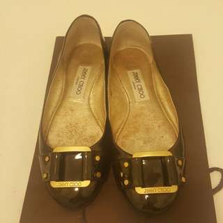 Authentic Jimmy Choo Flats Shoes