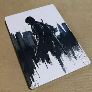 PS4 Tom Clancy's The Division Steelbook