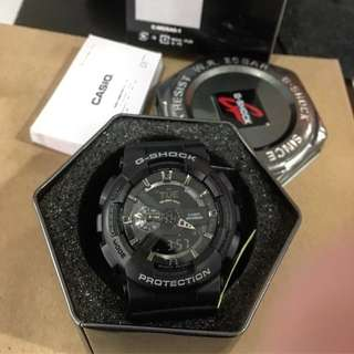G-Shock GA-110-1A Black not nike puma adidas iphone samsung