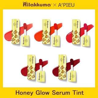 Apieu honey glow serum tint