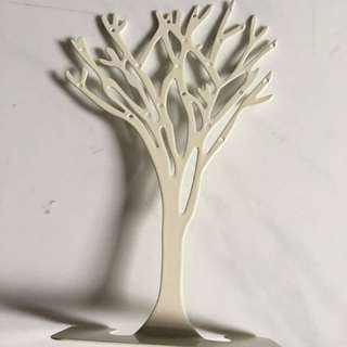 Earring hanger, jewelry stand