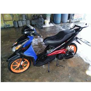 Yamaha Mio MX 125 2013