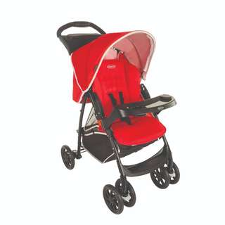 Mirage Stroller with Parent Tray