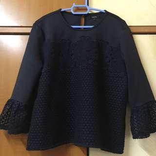 Nichii Embroidery Top