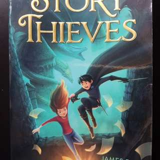 Story Thieves book 1