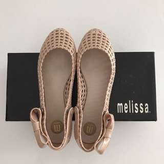 MELISSA GALACTIC BOW SIDE FLAT