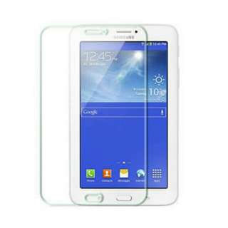 Samsung Tablet 3V Tempered Glass Kaca Anti Gores Screen Hp
