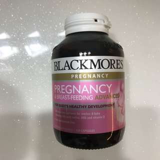 Blackmores Pregnancy & Breastfeeding