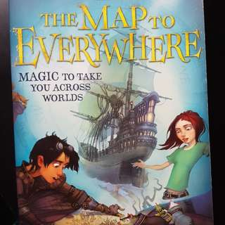 Map to Everywhere book 1 for 8-13 years