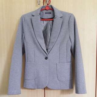 Grey Blazer/jacket