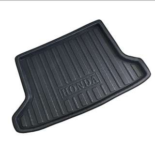 Honda Vezel Car Boot Tray Mat