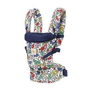 Ergobaby Adapt Multi-Position Baby Carrier, Newborn to Toddler, Special Edition Keith Haring - READY STOCK